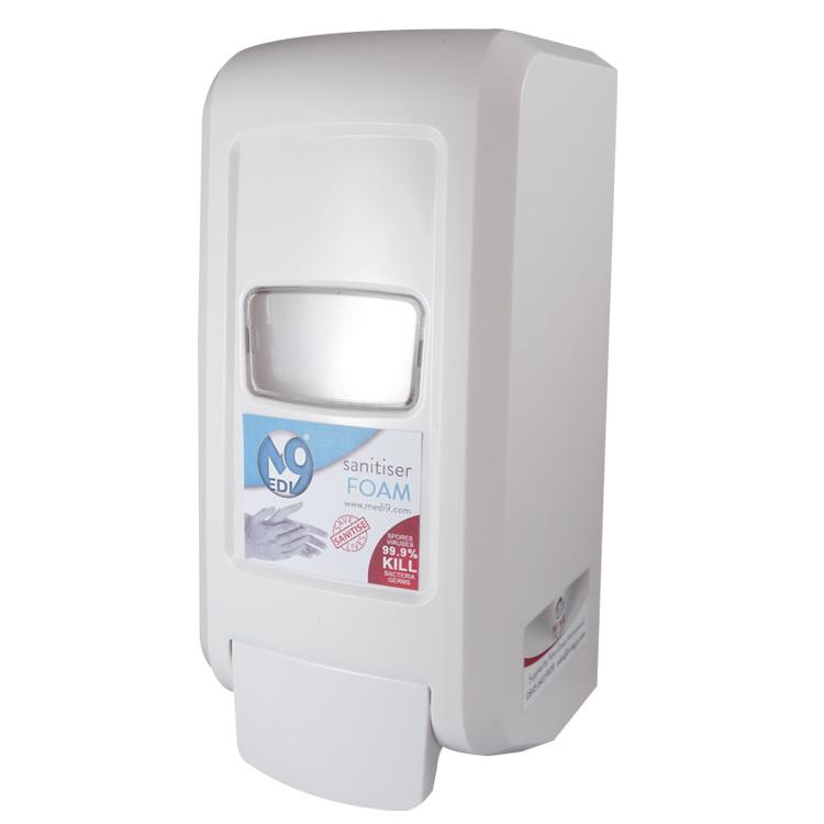 Medi9 wall-despenser